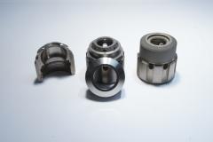 Fuel nozzle nut